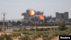 Eksplozije u Siriji, 16. juni 2016.