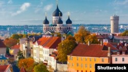Capitala Estoniei (Shutterstock).