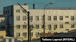 Красноярская краевая туберкулезная больница