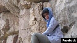عکس از فیسبوک خانم فهندژ سعدی
