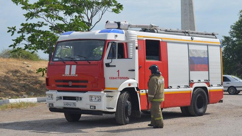 Аномальная жара: в Севастополе за день потушили три пожара, горела сухая трава