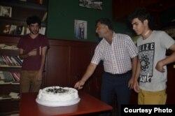 İlqar Cahangirov 1 yaşın tortunu kəsir