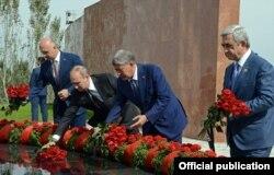 """Эскерүү аземинен. """"Ата Бейит"""". 17.9.2016."""