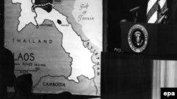 Hartë e vendeve komuniste, sipas përshkrimit të Shteteve të Bashkuara (Ilustrim)