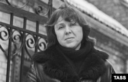 Сьвятлана Алексіевіч, 1988 год