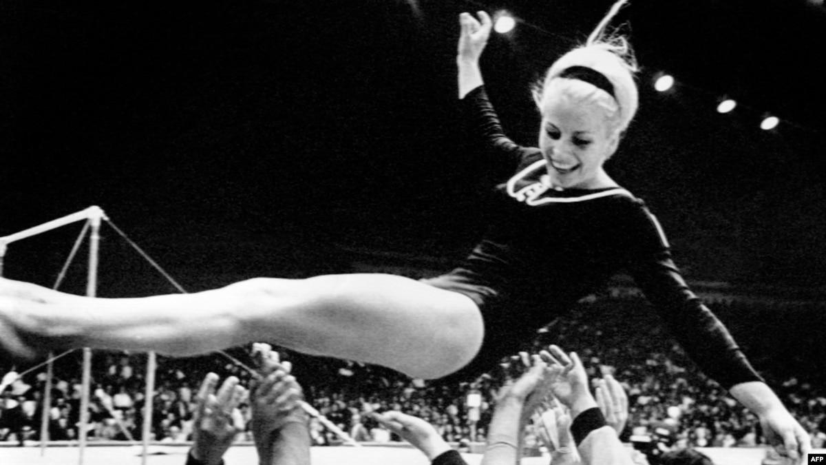 Watch Vera Caslavska 11 Olympic medals video