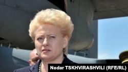 Litva prezidenti Dalâ Gribauskayte