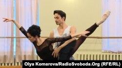Петра Конті та Олександр Стоянов