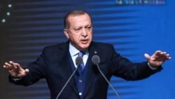Trampyň duýduryşyna garamazdan, Erdogan Siriýadaky operasiýalara dowam ediljekdigini aýdýar