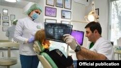 ერთ-ერთი სტომატოლოგიური კლინიკა თბილისში