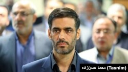 سعید محمد، فرمانده سابق قرارگاه خاتمالانبیای سپاه