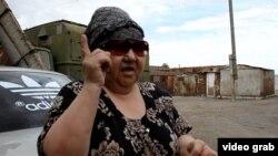 Базаркуль Абдикадирова, жительница поселка Торетам. Кызылординская область, 26 июня 2014 года.