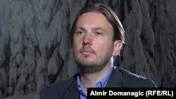 Drejtori i Qendrës Ndërkombëtare për luftën kundër terrorizmit me seli në Hagë, Alastair Reed