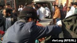 آرشیف، زخمیانحادثه ترافیکی در شاهراه هرات-کندهار