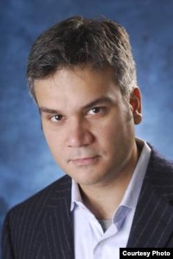 Alexander Cooley from Columbia University's Harriman Institute