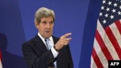 АКШ дәүләт секретаре Джон Керри