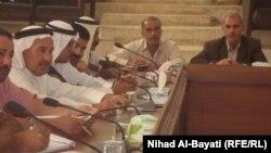المجموعة العربية في مجلس محافظة كركوك
