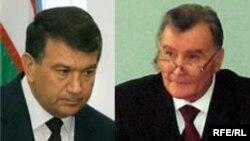 Оқил Оқилов ва Шавкат Мирзиёев