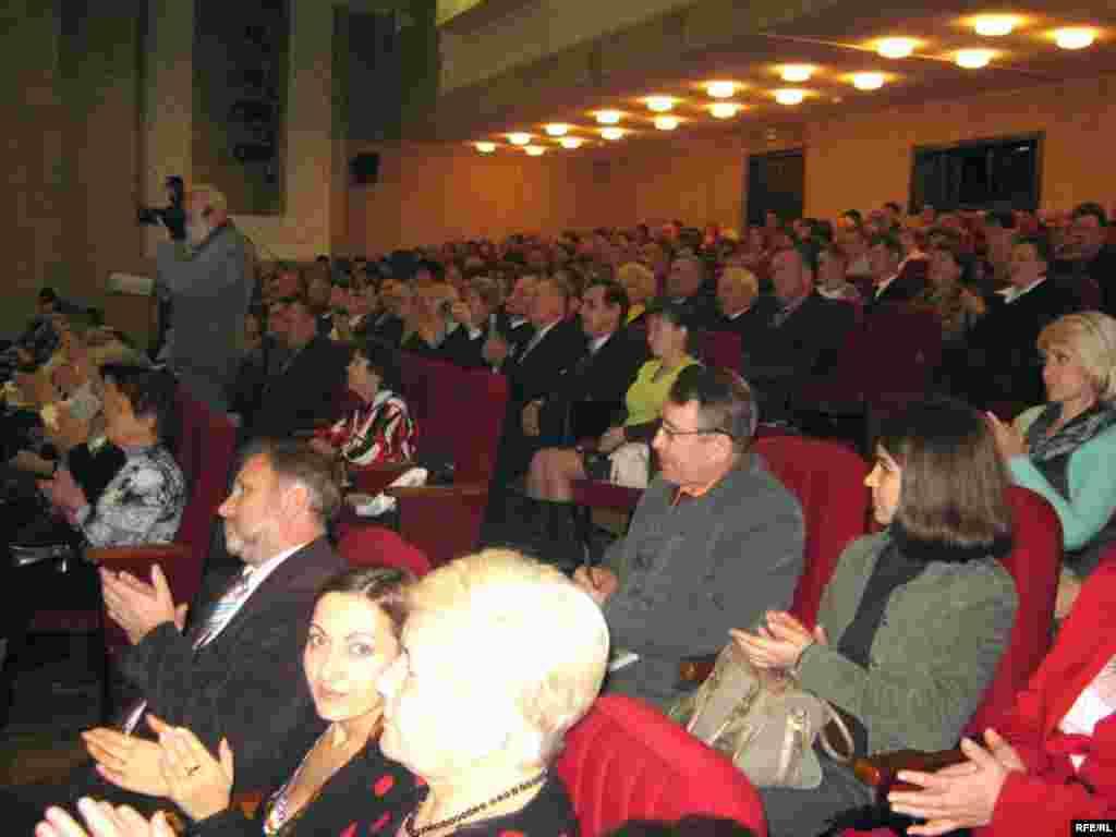 27 октябрь көнне Татарстандагы чуашларның милли-мәдәни мохтариятенең VII конференциясе узды. Бу чара вакытында милли китаплар сатылды, кул эшләре күргәзмәсе оештырылды.