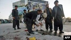 локација на еден од последните ракетни напади во Пакистан во март годинава