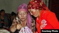 Этнические кыргызы в Китае. Иллюстративное фото