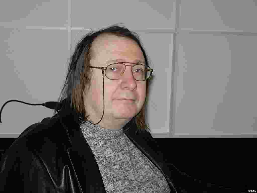Писатель Евгений Владимирович Витковский