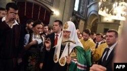 Patrijarh Kiril u Beogradu