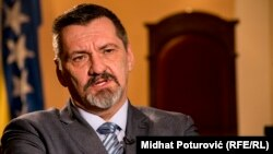 Zlatko Knežević, predsednik Ustavnog suda Bosne i Hercegovine