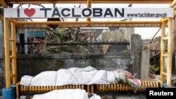 تاکلوبان، جایی که گمان میرود بیشترین شمار شهروندان جان خود را در پی توفان از دست دادهاند