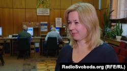 Олена Осьмачкіна, викладач з інформаційних технологій