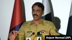 FILE: Major General Asif Ghafoor