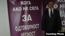 Виктор Цветковски, советник во општина Куманово.