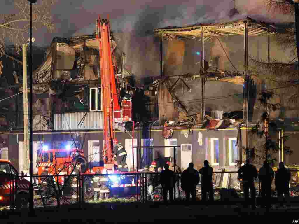 21 человек погиб и 20 доставлены в больницу в результате пожара в приюте для бездомных в польском городе Камень Поморский