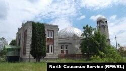 Та самая мечеть, которую якобы отобрали члены отколовшейся группы мусульман