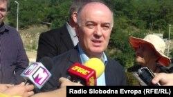 Владимир Талески, градоначалник на Општина Битола.