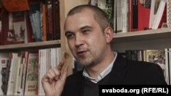 Альгерд Бахарэвіч, архіўнае фота