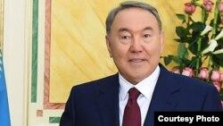Қазақстан президенті Нұрсұлтан Назарбаев. Астана, 2 қараша 2015 жыл.