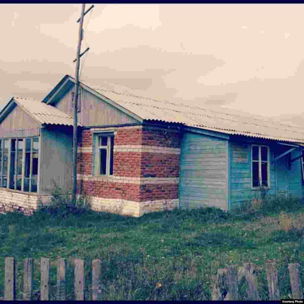 Апас районы Табар Черки авылында 50 урынлык балалар бакчасын япканнар (оптимизация).