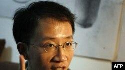Hu Jia in a 2007 photo