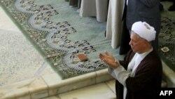 آخرین نماز جمعه اقامه شده توسط اکبر هاشمی رفسنجانی- ۲۶ تیرماه ۱۳۸۸