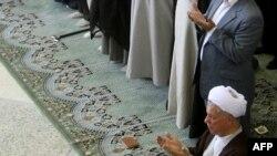Первое публичное выступление Рафсанджани после выборов иранцы ожидали с волнением