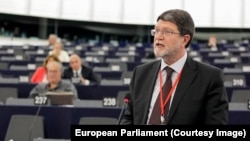 "Tonino Picula, Tonino Picula, a former Croatian Forign Minister, is ""shadow rapporteur"" for Ukraine in the European Parliament"