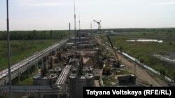Завод по сжиганию отходов в Красном Бору