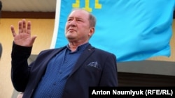 Ilmi Umerov is said to want an open trial so that he can speak publicly about the problems faced by Crimean Tatars under Moscow's rule.