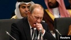 """Путин """"Чоң жыйырманын"""" саммитинде. Австралия."""