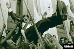 Автор Акта о провозглашении независимости Украины, диссидент и многолетний политзаключенный советской системы Левко Лукьяненко