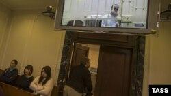 Суд над Юсупам Тэмерханавым, красавік 2013 году.
