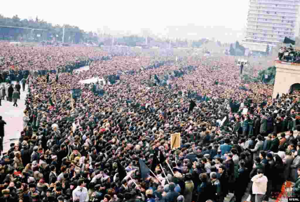 20 Yanvar 1990. Azadlığın yaddaşında #4