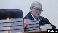 Судья Анна Данибекян (архив)