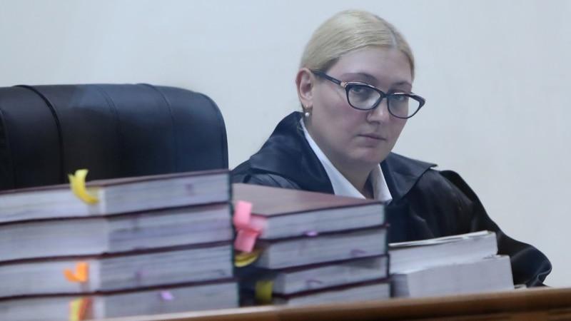Судья Данибекян отклонила ходатайство о своем самоотводе